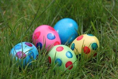van Palmpasen naar Pasen - Pasen