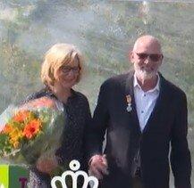 Koninklijke onderscheiding voor Wim Pijnaker